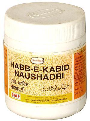 Habb-E-Kabid Naushadri