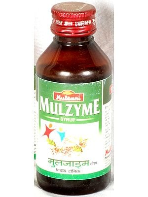 Mulzyme Syrup