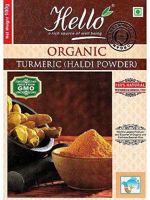 Organic Turmeric (Haldi Powder)