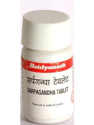 Sarpagandha Tablet