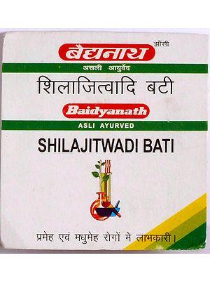 Shilajitwadi Bati
