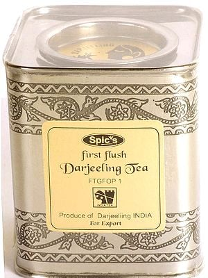 First Flush Darjeeling Tea