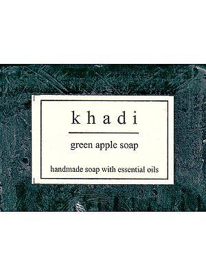 Khadi Green Apple Soap