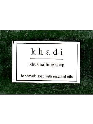 Khadi Khus Bathing Soap