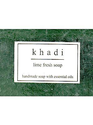Khadi Lime Fresh Soap