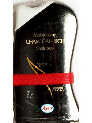Moisturising Charcoal-Rich Shampoo