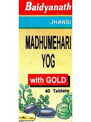 Madhumehari Yog (with Gold 40 Tablets)