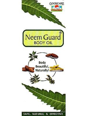Neem Guard Body Oil