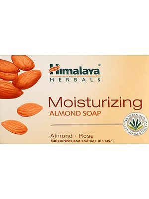 Moisturizing Almond Soap