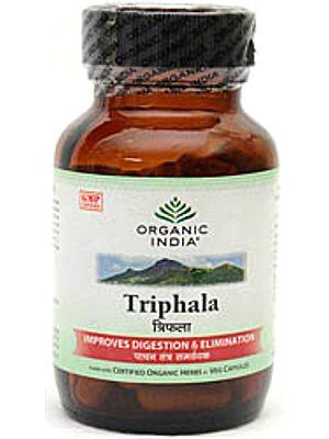 Triphala (60 Capsules)