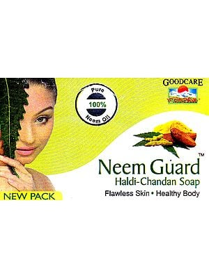 Neem Guard Haldi Chandan Soap