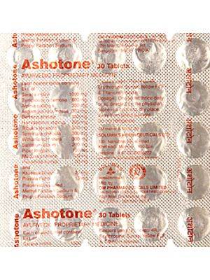 Ashotone Tablets