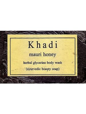 Khadi Mauri Honey Soap