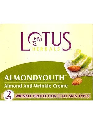 Almondyouth Almond Anti-Wrinkle Crème