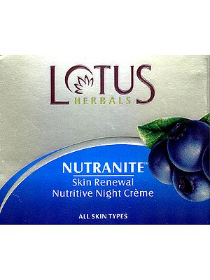 Nutranite Skin Renewel Nutritive Night Crème