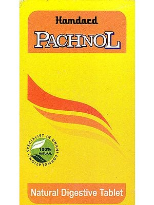 Pachnol Natural Digestive Tablet