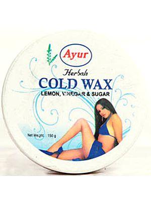 Herbals Cold Wax