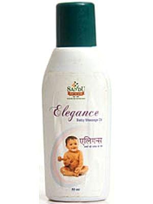 Elegance: Baby Massage Oil
