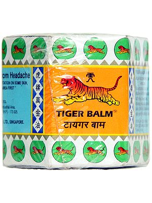 Tiger Balm: Effective Relief From Headache