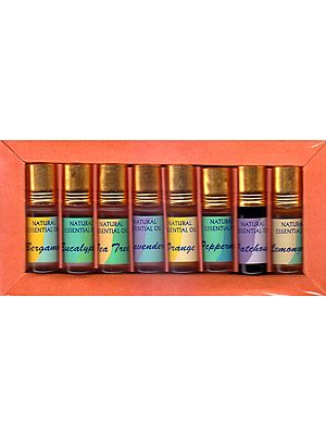 A Wide Range of Natural Essential Oils