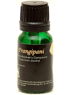 Frangipani (Natural Absolute's Compound Free From Alcohol)