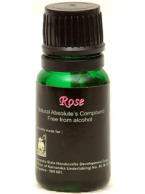 Rose (Natural Absolute's Compound Free From Alcohol)