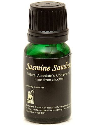 Jasmine Sambac (Natural Absolute's Compound Free From Alcohol)
