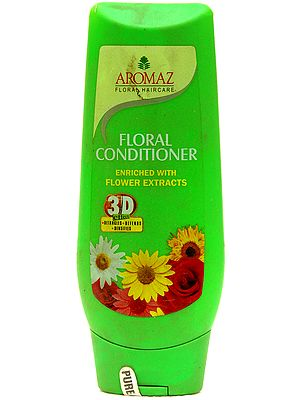 Floral Conditioner: Enriched With Flower Extracts