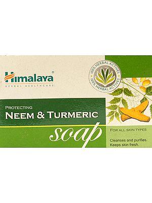 Protecting Neem & Turmeric Soap