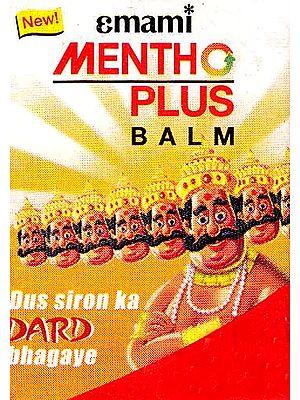 Mentho Plus Balm
