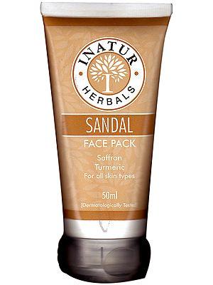 Sandal Face Pack