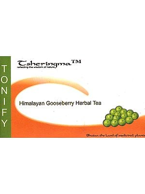 Himalayan Gooseberry Herbal Tea from Bhutan