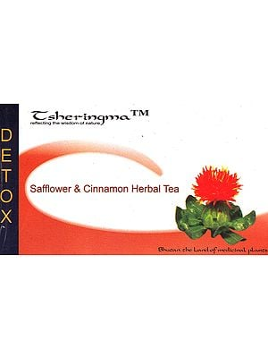 Safflower & Cinnamon Herbal Tea