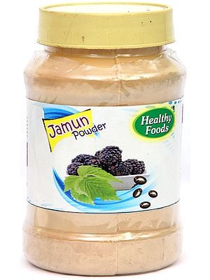 Jamun Powder: Healthy Foods