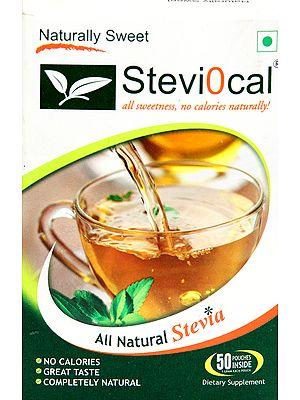 Steviocal: All Sweetness, No Calories Naturally