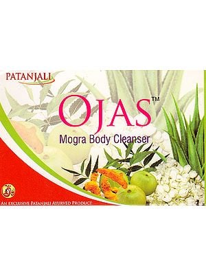 Ojas Mogra Body Cleanser (Soap) (Price Per Pair)