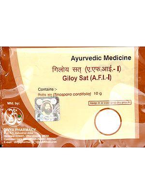 Giloy Sat (A.F.I. - I)