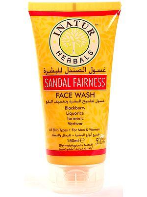 Sandal Fairness Facewash