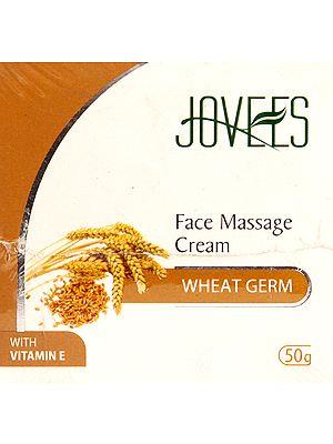 JOVEES Face Massage Cream (Wheat Germ)