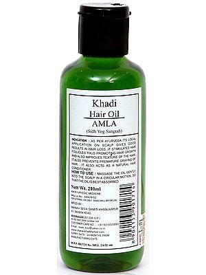 Khadi Hair Oil AMLA (Sidh Yog Sangrah)