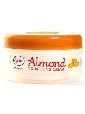 Ayur Herbals Almond Nourishng Cream
