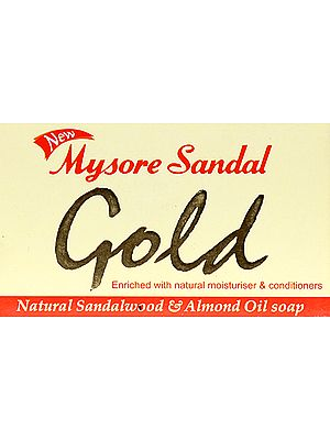 Mysore Sandal Pack ( Natural Sandalwood & Almond Oil Soap)