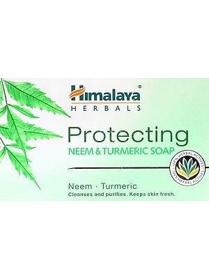 Himalaya Herbals Protecting Neem & Turmeric Soap