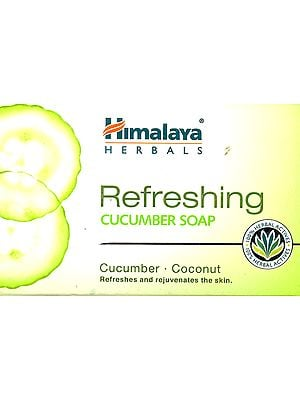 Himalaya Herbals Refreshing Cucumber Soap