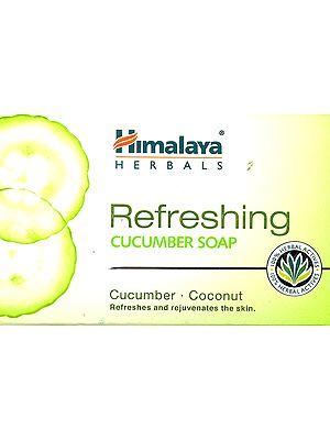 Himalaya Herbals Refreshing Cucumber Soap