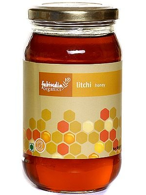 Fabindia Organics Litchi Honey