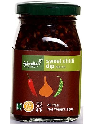 Fabindia Organic Sweet Chilli Dip Sauce