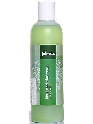 Fabindia Khus Aloe Vera Body wash