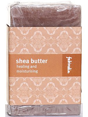 Fabindia Shea Butter Healing and Moisturising (Bathing Bar)