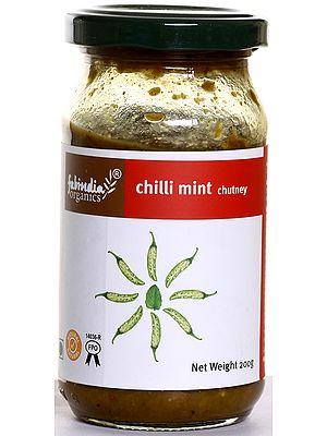 Fabindia Organic Chilli Mint Chutney